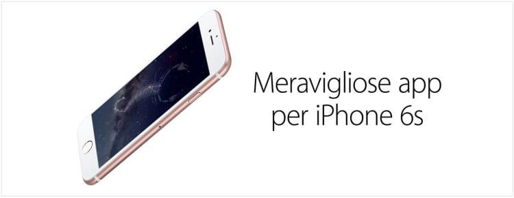 meravigliose app per iphone 6s