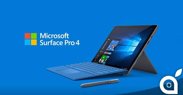 Secondo Dan Laycock di Microsoft, l'iPad Pro non è un vero rivale del Surface
