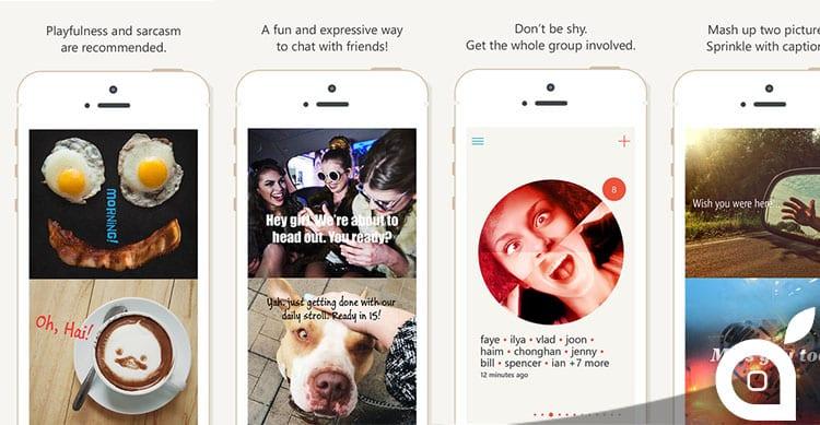 Microsoft lancia Microsoft Twist, un nuovo modo di comunicare con le foto [Video]