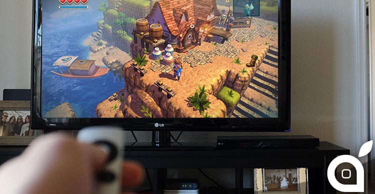 oceanhorn su apple tv