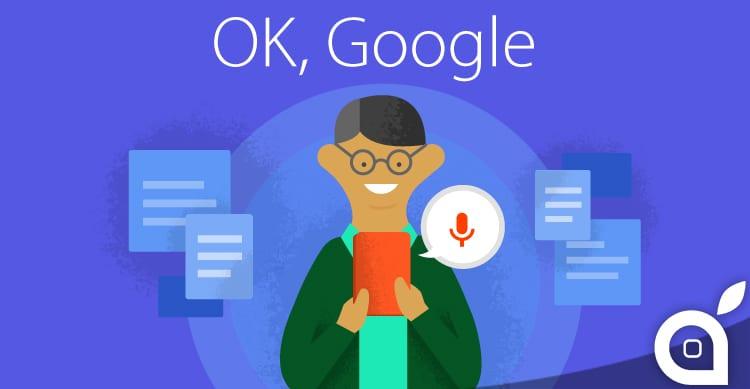 Google registra tutti i vostri comandi vocali di Google Now: ecco come eliminare le registrazioni