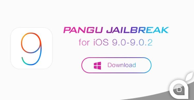 Pangu, il tool per eseguire il Jailbreak di iOS 9 si aggiorna alla versione 1.2.0