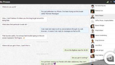 """Photo of Disponibile su Cydia """"Remote Messages"""" per iOS 9, invia iMessages da PC Windows [Video]"""