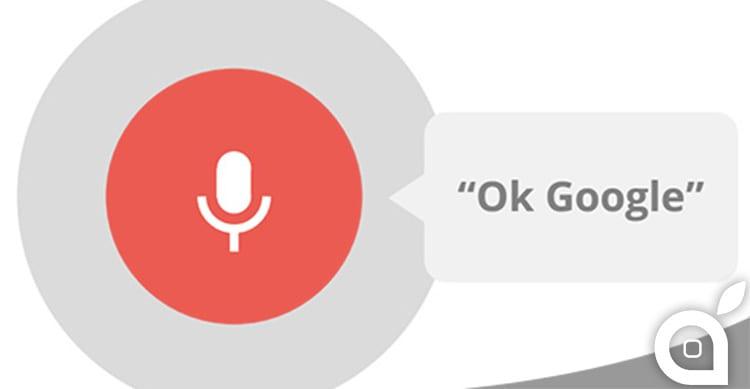 ricerche vocali google