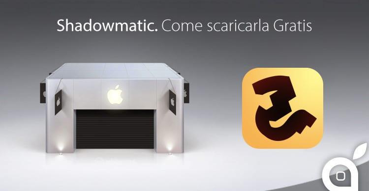 shadowmatic gratis apple store
