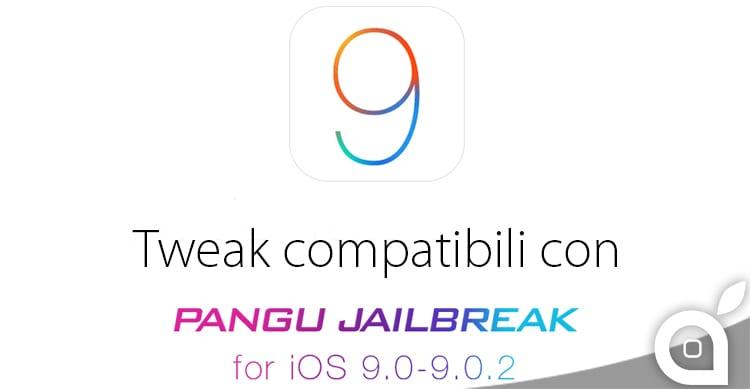 Jailbreak: Ecco tutti i tweak di Cydia compatibili con iOS 9