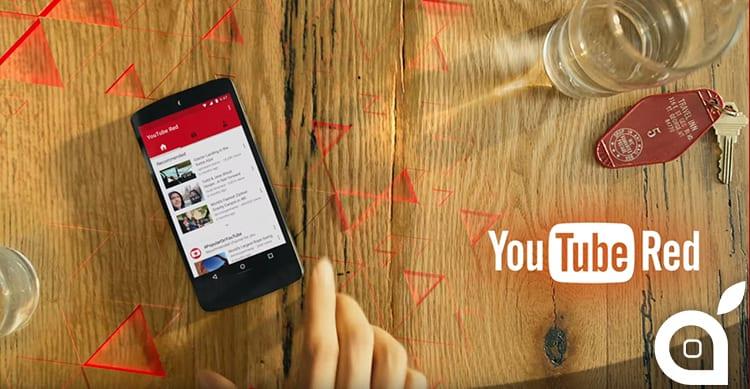 Google annuncia YouTube Red: il servizio potenziato e senza pubblicità con un abbonamento mensile