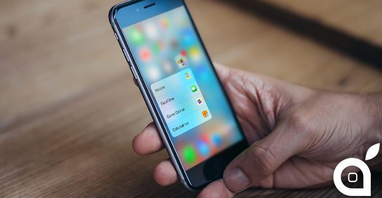 Appendix, il Tweak che attiva le Azioni Rapide del 3D Touch anche sulle cartelle di iOS 9 | Cydia
