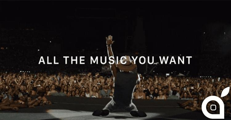 Apple Music in un nuovo spot realizzato dietro le quinte del tour di Kenny Chesney [Video]