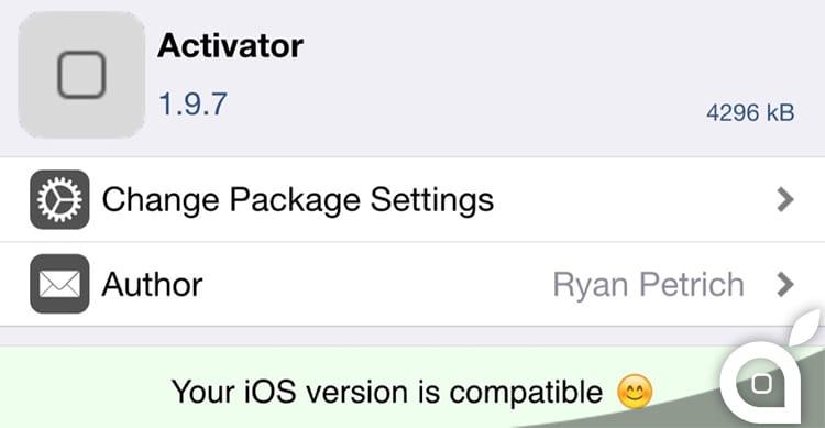 Activator si aggiorna con interessanti novità per iOS 9 ed iPhone 6s/6s Plus