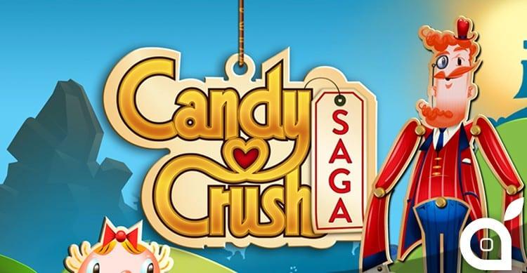 activision candy crush saga