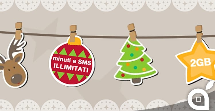 all-in christmas 3 italia