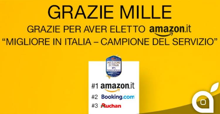 amazon 10€ omaggio migliore sito italiano