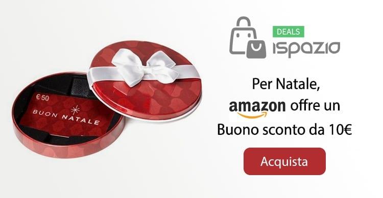 Amazon offre un buono sconto di 10 ottimo per i regali for Offerta buoni regalo amazon