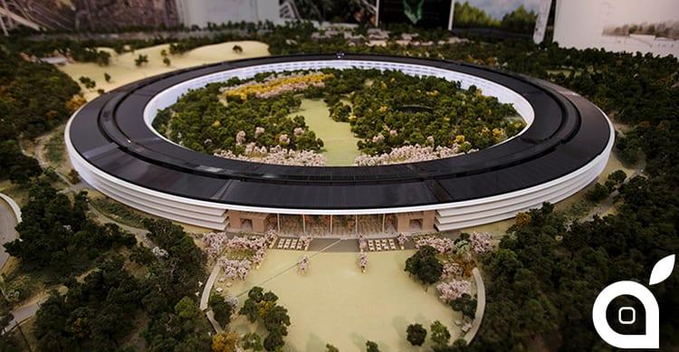 Apple Campus 2: ecco l'aggiornamento di Dicembre sullo stato dei lavori [Video]
