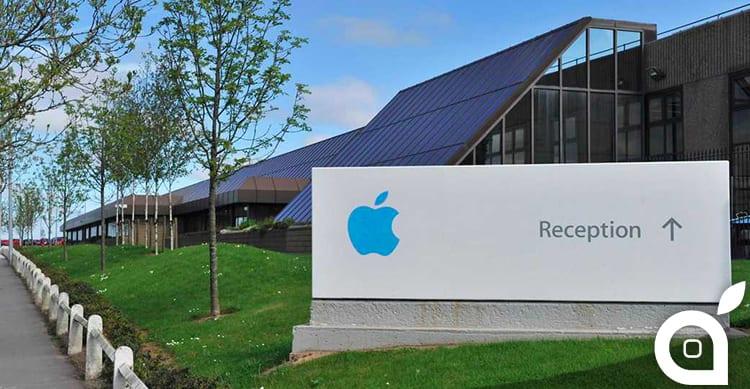 Apple assume 1.000 nuovi impiegati in Irlanda per far fede al patto col governo che mantiene le tasse al 2,5%