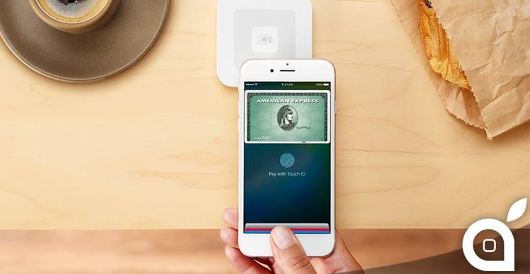 Apple Pay arriverà in Svizzera il 13 Giugno! Ancora nessuna novità per l'Italia