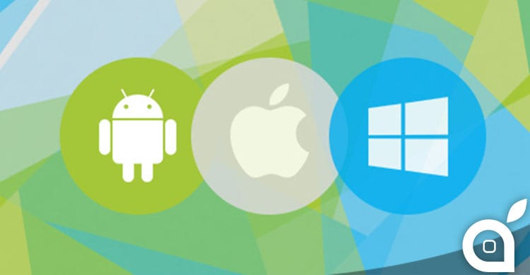 Android continua a crescere, mentre iOS sta subendo un leggero calo in tutto il mondo