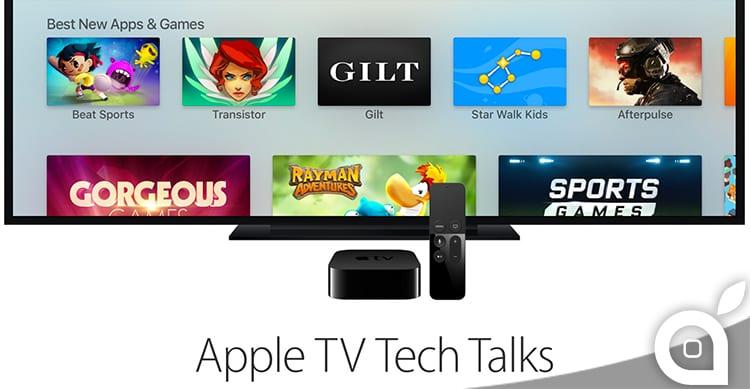Apple TV Tech Talks, ripartono gli eventi Apple in giro per il mondo dedicati agli sviluppatori