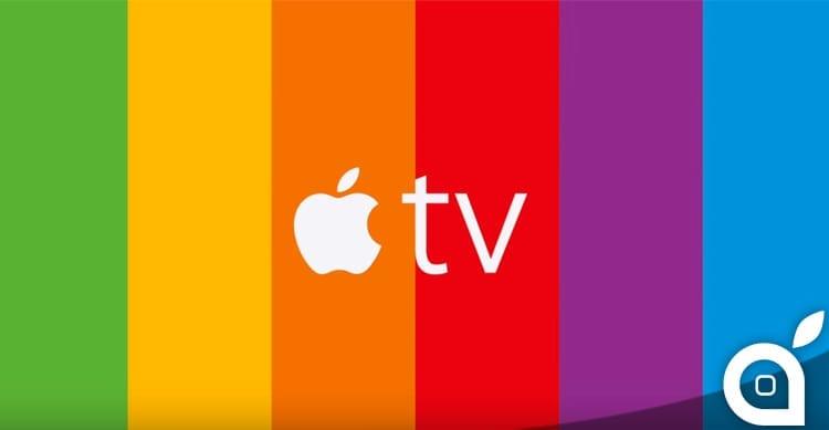 Apple pubblica un nuovo Spot dedicato alla Apple TV: Il futuro della televisione