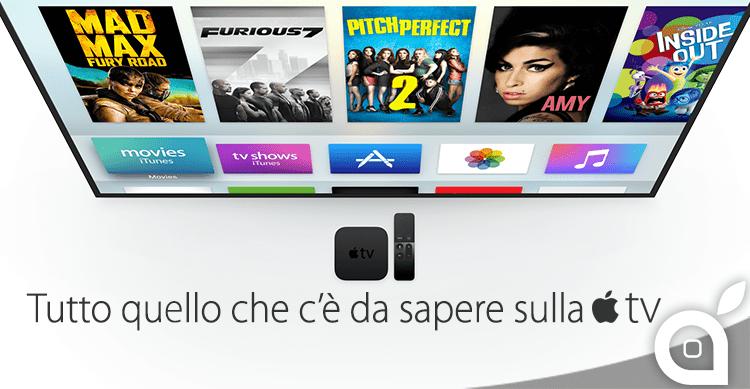 Apple TV: Tutto quello che c'è da sapere prima di acquistarla