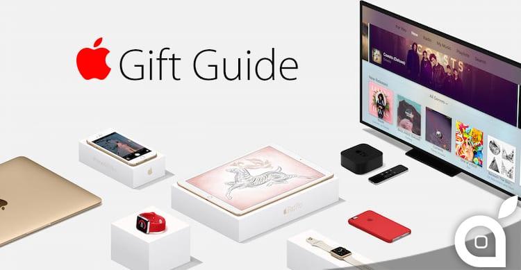 Apple pubblica la Guida ai Regali 2015, con spedizioni gratuite durante le vacanze natalizie
