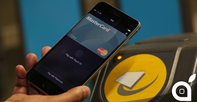 Mezzi pubblici gratuiti a Londra per tutti gli utenti Apple Pay che utilizzano MasterCard