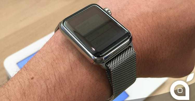 Burns on the wrist caused by the Apple Watch? Appl ...