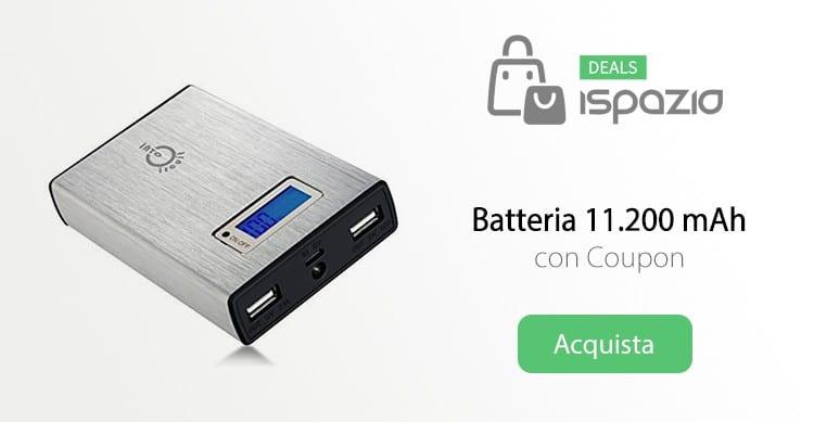 batteria intocircuit 11200 mah ispazio deals