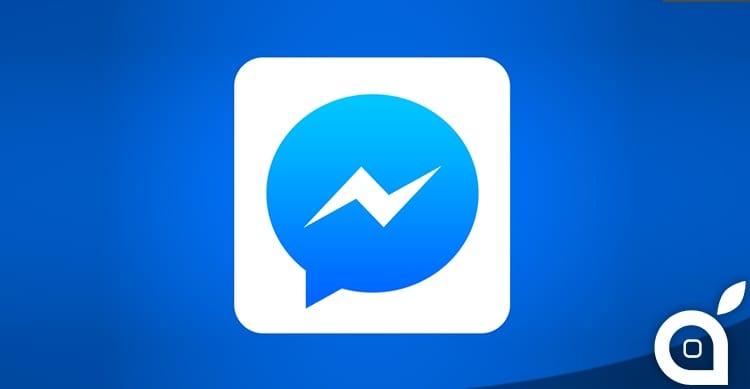 facebook messenger messaggi autodistruzione