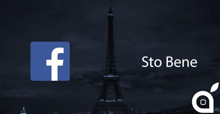 """Attentato a Parigi: Facebook attiva lo strumento """"Stai Bene?"""""""