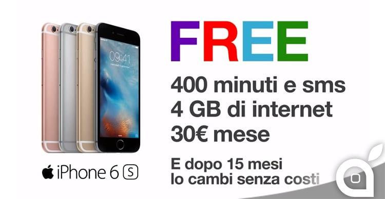 Con il nuovo piano FREE di 3 Italia puoi cambiare iPhone ogni 15 mesi senza costi [Video]