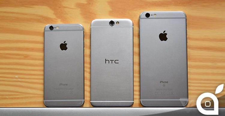 Anche HTC mira agli utenti Apple: consegna il tuo iPhone ed ottieni 499$ di sconto per acquistare il One A9