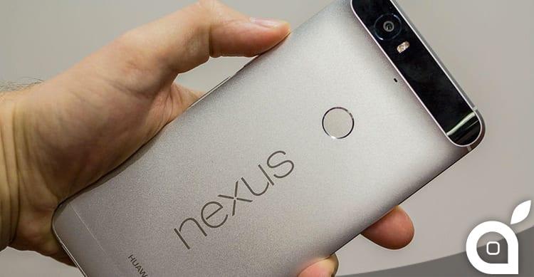 Il Google Nexus 6P arriva ufficialmente in Italia: si parte da 699€