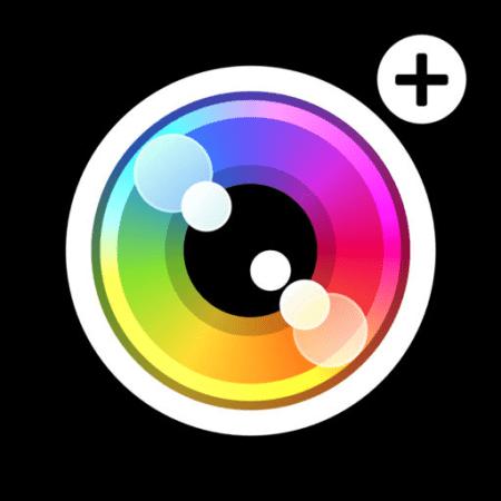 La nota applicazione fotografica Camera+ disponibile in App Store in versione freemium