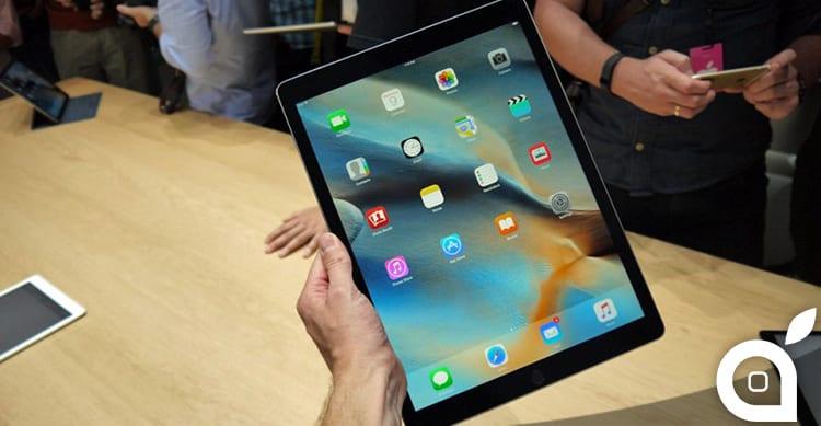 iPad Pro del tutto inutilizzabile dopo un lungo ciclo di ricarica
