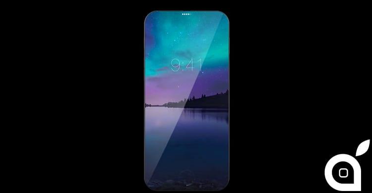 iPhone 7 con uno schermo che ricopre l'intera superficie frontale | Concept [Video]