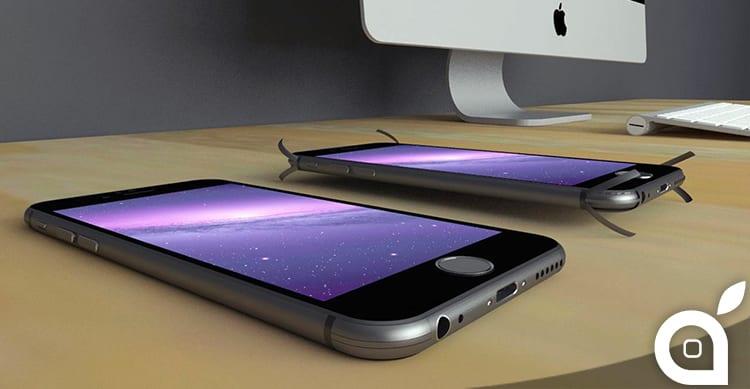 L'iPhone del futuro si proteggerà da solo dalle cadute, attivando degli ammortizzatori negli angoli