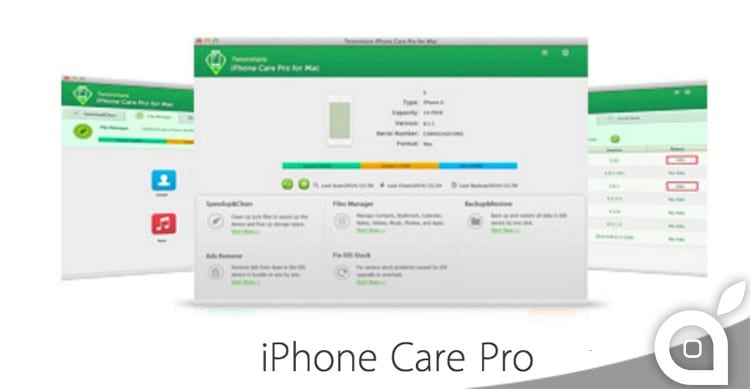 iphone care pro tenorshare