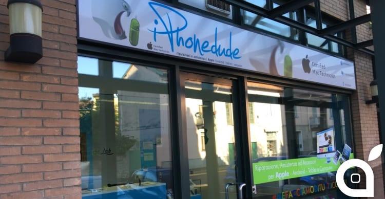 iPhoneDude, il servizio di riparazione iPhone e vendita di ricambi, apre un nuovo negozio a Milano