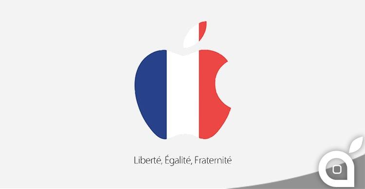 Apple aggiunge il nastro nero al sito ufficiale francese per le vittime del terrorismo [AGGIORNATO]