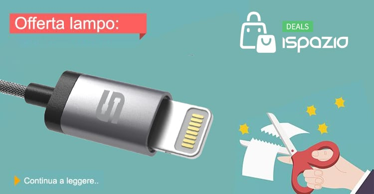 offerta lampo deals ispazio lightning syncwire