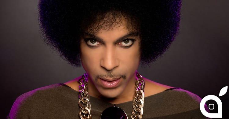 Prince si scaglia contro Apple Music e la sua politica sui guadagni