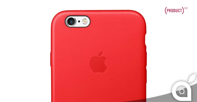 product red cover pelle apple