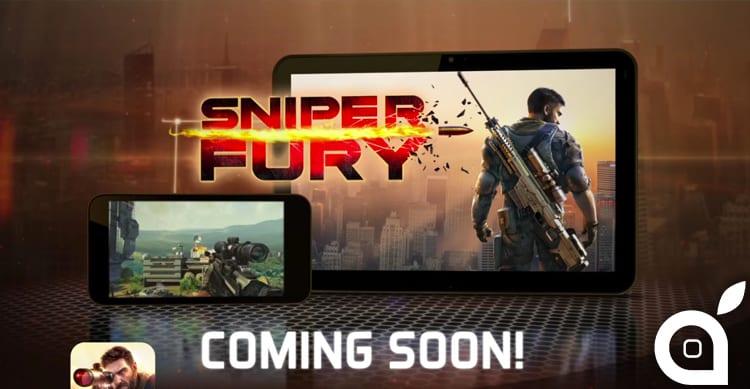 Sniper Fury, il nuovo gioco di Gameloft in cui vestiamo i panni di un cecchino: disponibile dal 19 Novembre [Video]