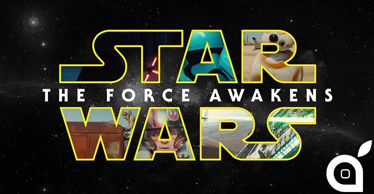 """Google in versione Star Wars in attesa de """"Il risveglio della Forza"""": ecco tutte le novità"""