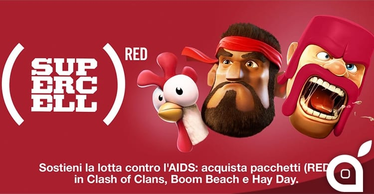 supercell product red aids