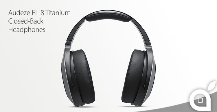 Audeze EL-8 Titanium Closed-Back Headphones