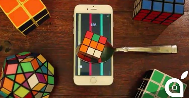 Steady Scale bilancia grammi pesare con iphone 3d touch