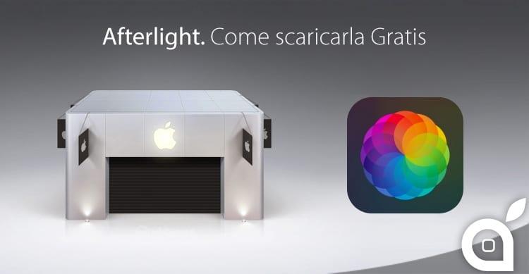 afterlight apple store gratis